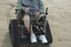 MRVO Track Wheelchair at Pennington County Fair