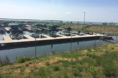 Six boats ready at Devils Lake 7-8-2017